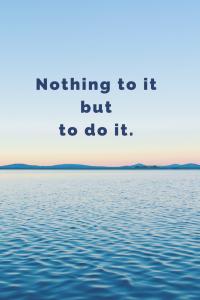 productivity, get to work, make it happen