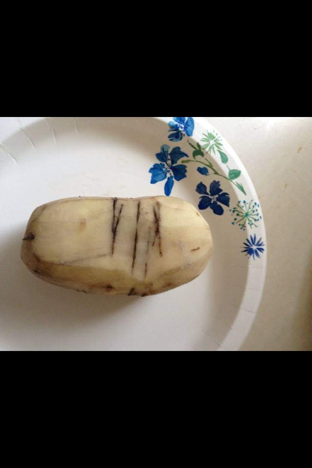 The Peeled Potato: Motivation Monday